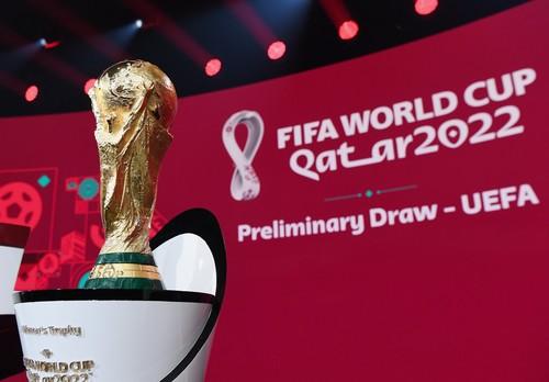 Против чемпионов мира! Украина узнала соперников в квалификации ЧМ-2022