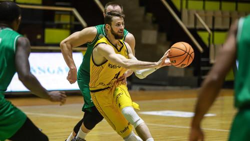 Киев-Баскет отыграл отставание с Тернополем и вышел в 1/4 финала Кубка