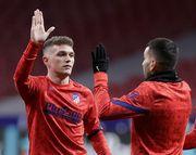 Манчестер Юнайтед нацелился на защитника Атлетико