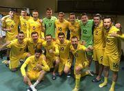 Результативно размялись! Сборная Украины по футзалу обыграла Молдову