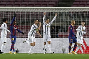 Барселона – Ювентус. Какой счет, кто выиграл