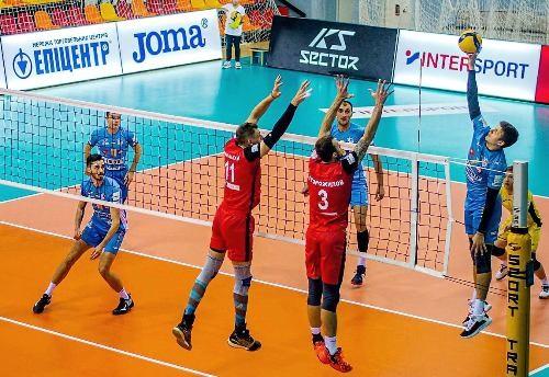 Епіцентр-Подоляни вийшов до 1/4 фіналу Кубка Виклику