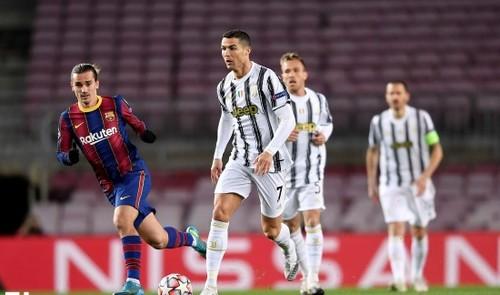 Барселона - Ювентус - 0:3. Роналду зробив дубль. Відео голів та огляд матчу