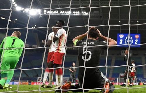 РБ Лейпциг – Манчестер Юнайтед – 3:2. Видео голов и обзор матча