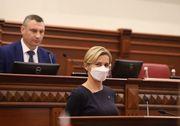 Заместителем Кличко стала известная украинская спортсменка