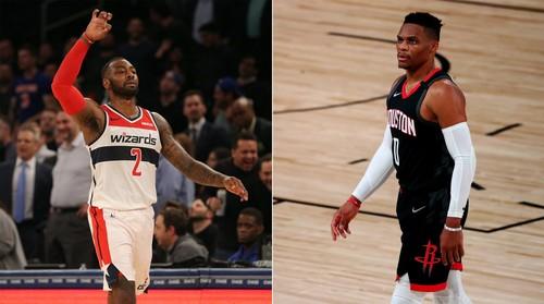 Самый странный обмен межсезонья в НБА: Уэстбрук и Уолл поменяли конференции