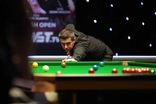 Scottish Open: определились участники 1/32 финала