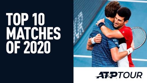 ВИДЕО. Эпичные зарубы. Десять лучших матчей ATP в сезоне