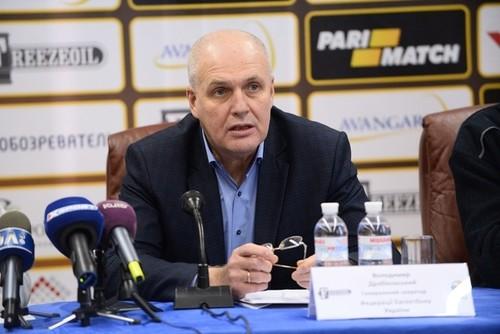 ДРАБИКОВСКИЙ: «ФБУ пришлось экстренно финансировать поездку сборной»