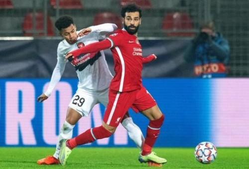 Мидтьюлланд – Ливерпуль– 1:1. Салах забивает быстро. Видео голов и обзор