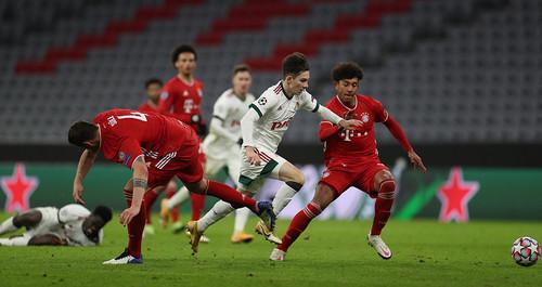 Бавария – Локомотив – 2:0. Видео голов и обзор матча