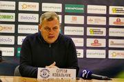 Тренер Динамо-Брест: «Не понравилось отношение моих подопечных»