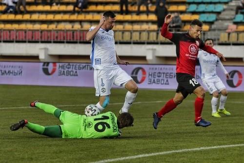 Динамо-Брест – Славия-Мозырь – 1:2. Текстовая трансляция матча