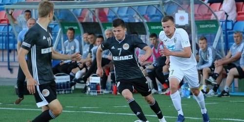 Мінське Динамо набрало перші очки, обігравши Торпедо-БелАЗ