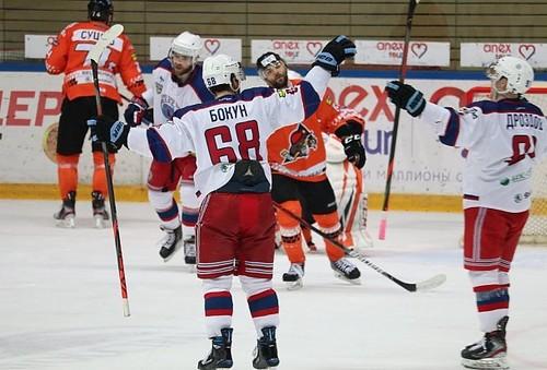 Минская Юность в 9-й раз выиграла хоккейный чемпионат Беларуси