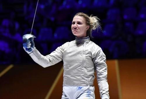 Ольга ХАРЛАН: «Цель на Олимпийские игры – завоевать любую медаль»