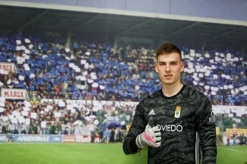 Андрей ЛУНИН: «Вижу себя вратарем Реала»