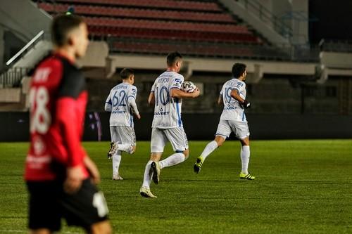 Динамо-Брест — Славия-Мозырь — 1:2. Видео голов и обзор матча