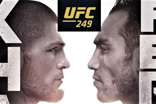 Беларусь хочет спасти UFC 249. Страна готова принять турнир