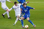 Гент безславно вилетів з Ліги Європи, програвши всі матчі