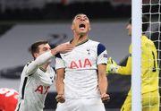 Тоттенхэм – Антверпен – 2:0. Моуриньо побеждает. Видео голов и обзор матча