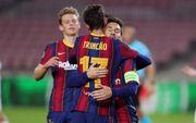 Барселона – Леванте: прогноз на матч Артема Федецкого