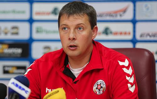 Андрей ТЛУМАК: «Заря сможет победить Брагу»