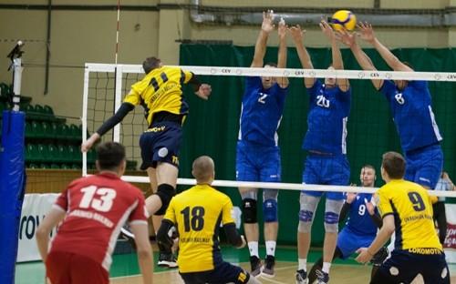В Харькове сыграны два матча 6-го тура чемпионата Украины