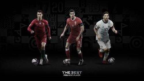 ФИФА объявила претендентов на звание лучшего игрока и тренера года