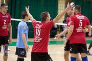 В противостоянии волейболистов Харькова и Винницы первые победили 4:2
