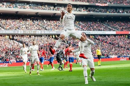 Где смотреть онлайн матч чемпионата Испании Реал – Атлетико
