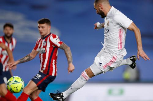 Реал – Атлетико – 2:0. Текстовая трансляция матча