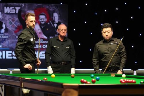 Scottish Open: Трамп и Уилсон не пробились в полуфинал