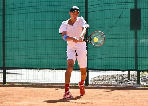 Кравченко дошел до полуфинала на турнире ITF в Турции
