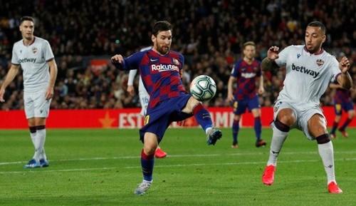 Барселона – Леванте. Прогноз и анонс на матч чемпионата Испании