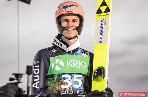 Гайгер – чемпион мира по полетам на лыжах