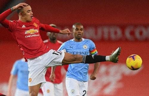 Манчестерское дерби завершилось без забитых голов