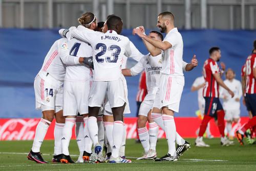 Лидер пал в дерби. Реал нанес Атлетико первое поражение в чемпионате