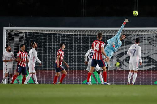 Реал – Атлетико – 2:0. Видео голов и обзор матча