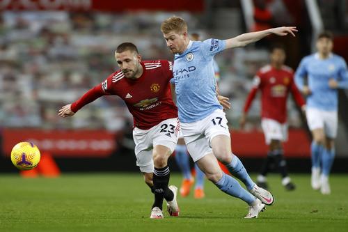 Манчестер Юнайтед – Манчестер Сити – 0:0. Сухое дерби. Обзор матча