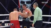Сиренко победил Довбыщенко решением судей и завоевал пояс WBC Asia