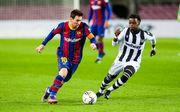 Гол Месси принес Барселоне победу над Леванте в Ла Лиге