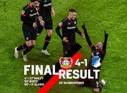 Байєр став лідером Бундесліги, Шальке не перемагає вже 27 матчів