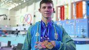 5 золотих від Ковтуна. Україна виграла медальний залік чемпіонату Європи