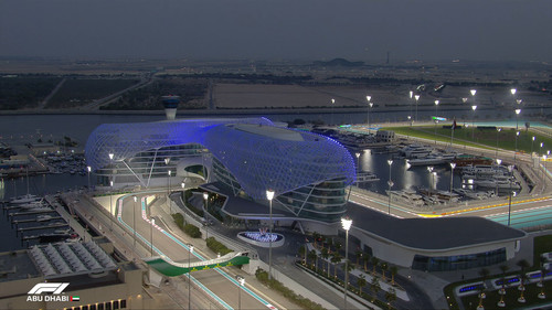 Формула-1. Гран-при Абу-Даби. Текстовая трансляция