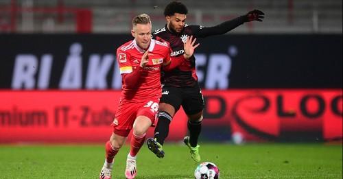 Унион Берлин — Бавария — 1:1. Видео голов и обзор матча