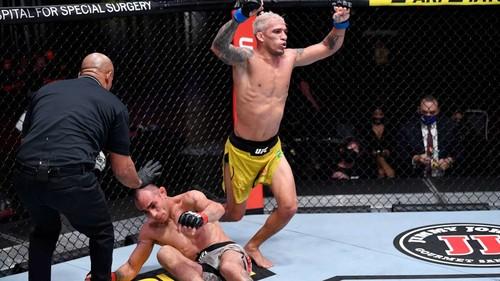 Глава UFC разочарован выступлением Тони Фергюсона