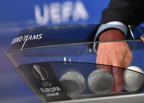 Жеребкування Ліги Європи. Хто для Динамо і Шахтаря? Текстова трансляція