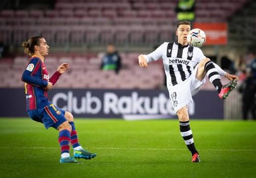 Барселона – Леванте – 1:0. Видео гола и обзор матча