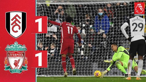 Фулхэм – Ливерпуль – 1:1. Видео голов и обзор матча